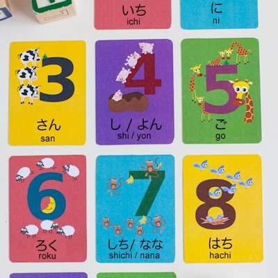 Japanese Counters