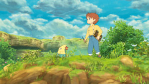Localised like ni no kuni