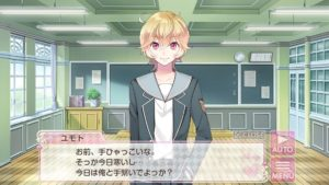 otome game video game Japanese