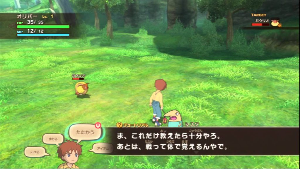 ni no kuni Video Game Japanese