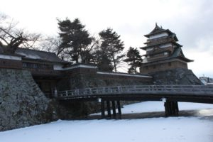 Studying in Japan Japanese Castle