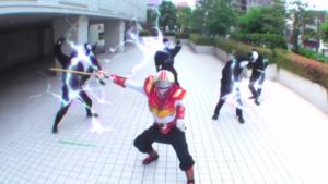 Making Movies in Japan Cyber Ninja Tekkaraiger