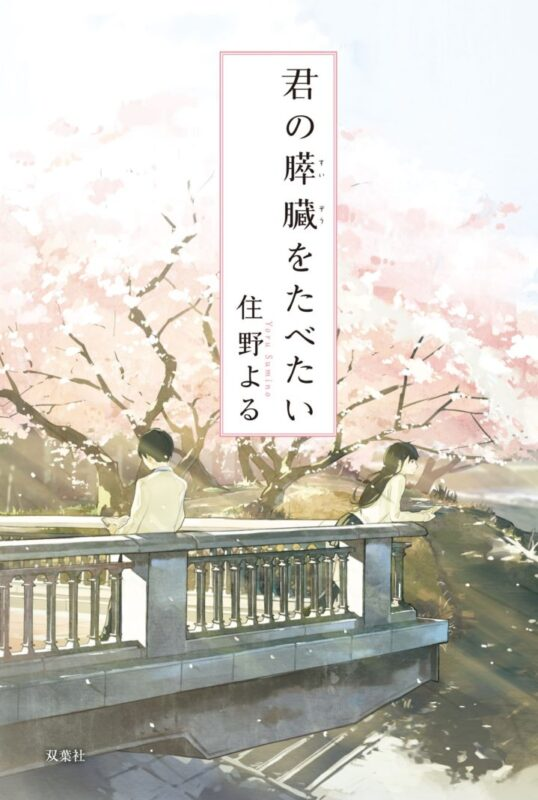 """Lose Yourself in Japanese: """"I Want to Eat Your Pancreas"""" 「君の膵臓を食べたい」"""
