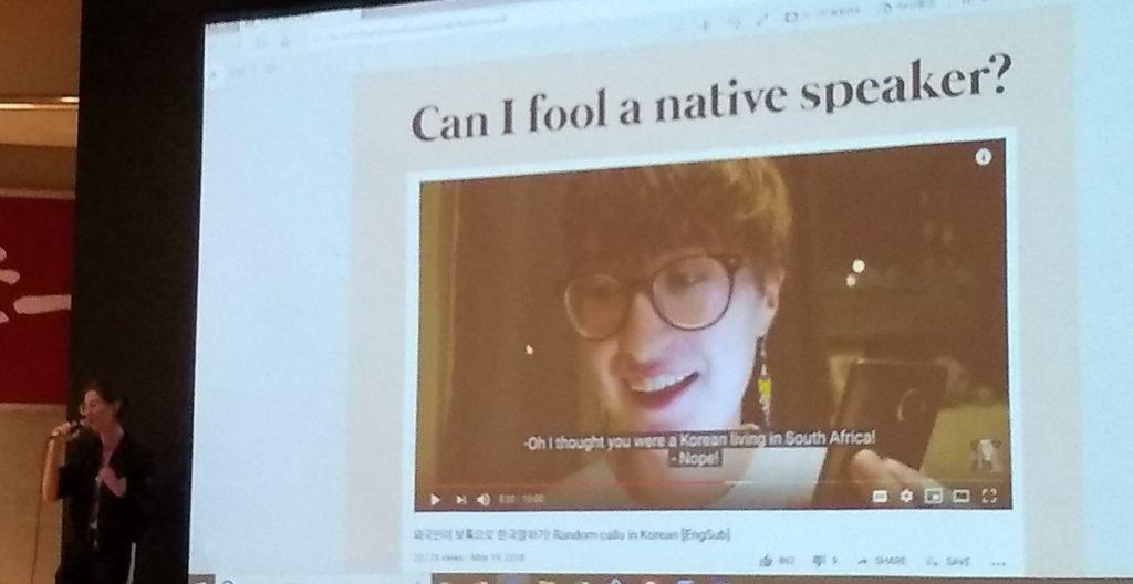 Polyglot Conference 2019 Fukuoka Lindie Botes